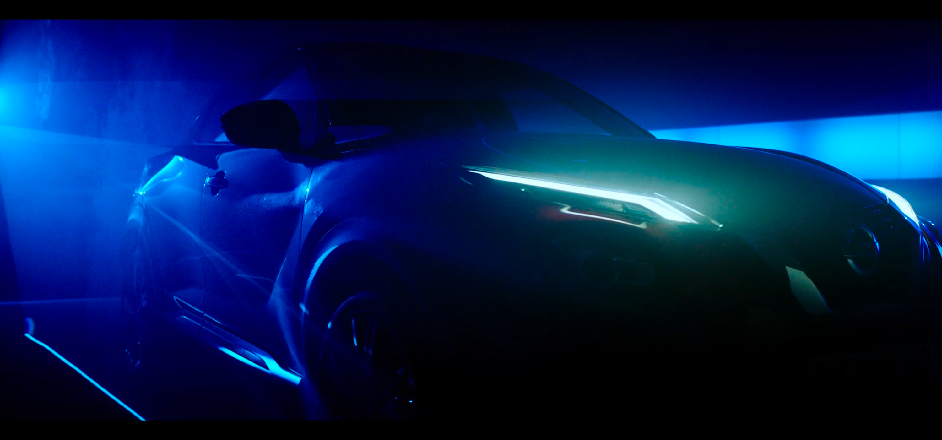 New Nissan JUKE video preview image